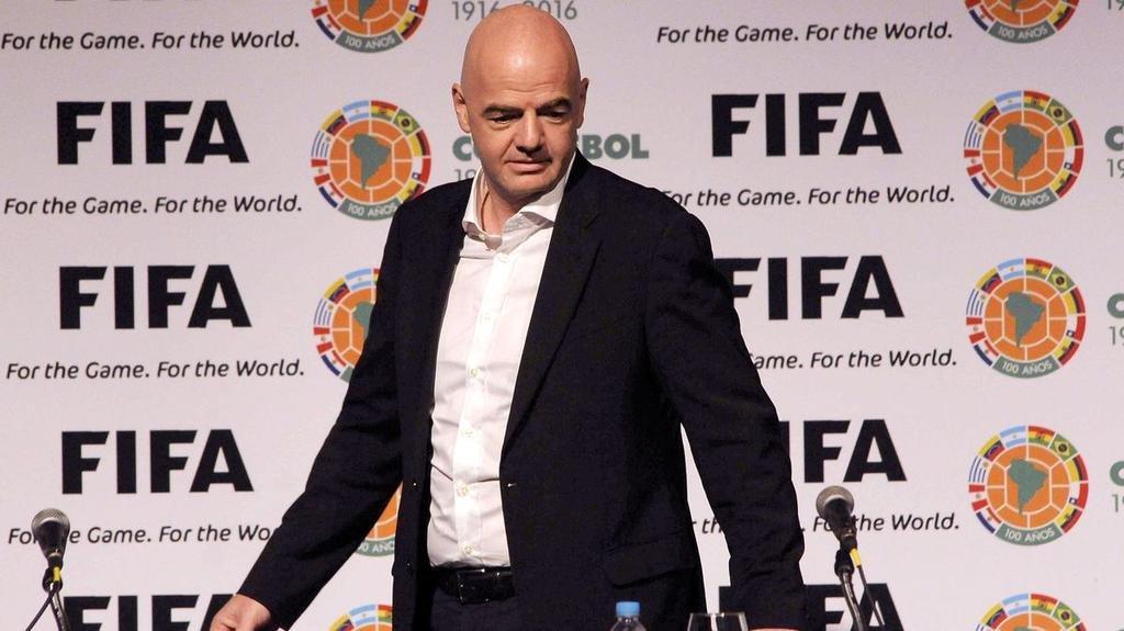 """Tres presidentes con la mira en el Mundial de fútbol de 2030"""""""