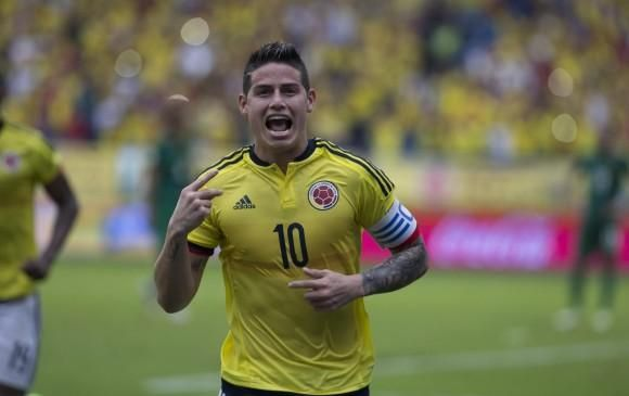 Estas son las probabilidades de Colombia para ir al Mundial — COLOMBIA