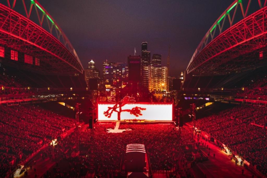 Macri recibió a Bono, cantante de la banda U2 — Casa Rosada