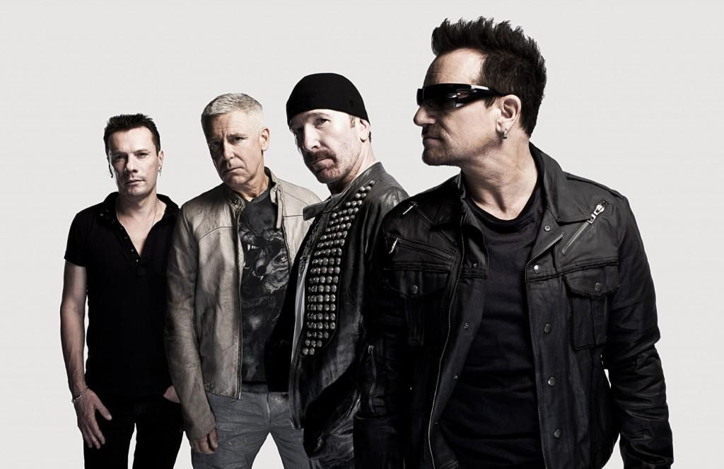 Macri recibió en la Casa Rosada a Bono, el líder de U2