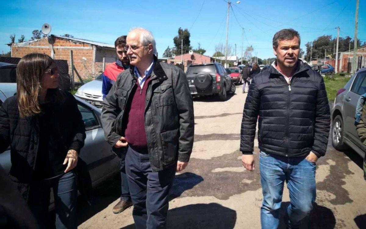 Cristina Kirchner encabezó un acto multitudinario en Maquinista Savio