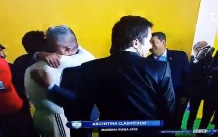 Jugador número 12: Argentina le ganó a Ecuador gracias a Messi y ¿a un brujo?