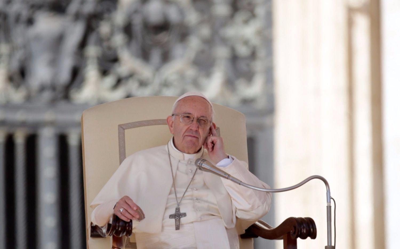 Dos reos italianos invitados a almorzar por el papa Francisco se fugan