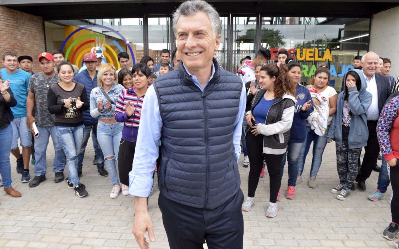 Macri sigue nacionalizando la campaña: ahora va a La Pampa