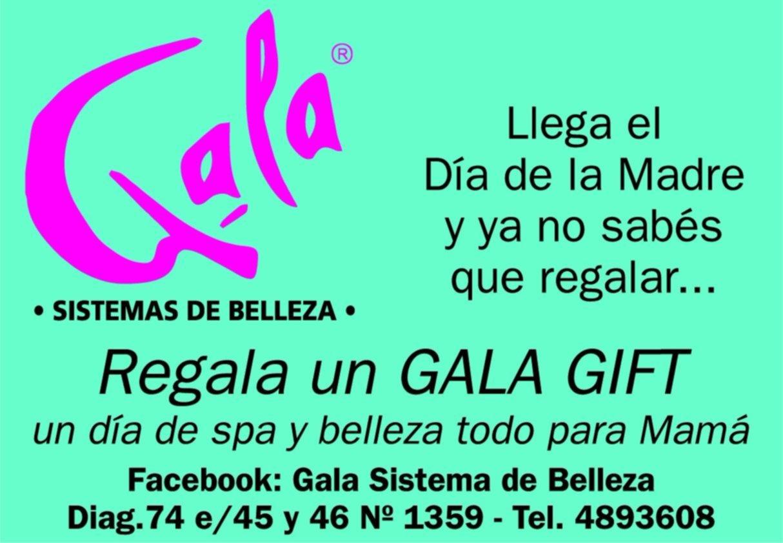Buscá tu regalo en Gala, sistemas de belleza