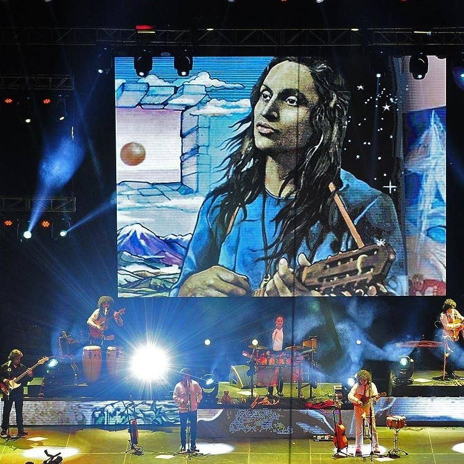 Illapu celebra en La Plata 45 años con la música