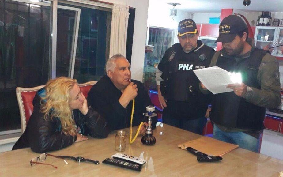 """El """"Pata"""" Medina suma otro procesamiento y lo embargan por 200 millones de pesos"""