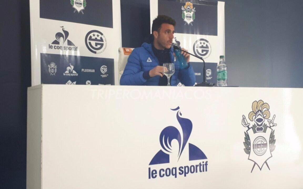 Coronel viaja a Mendoza y Soso confirmará el equipo mañana