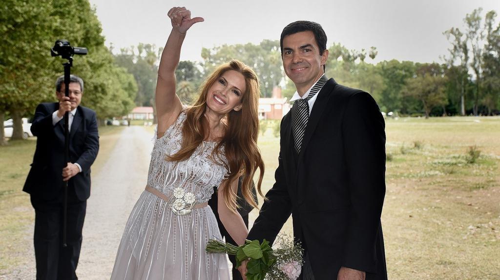 Isabel Macedo y Juan Manuel Urtubey están esperando un hijo