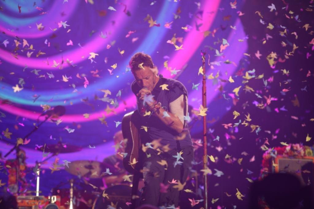 Sorpresa: salen a la venta nuevas entradas para los shows de Coldplay