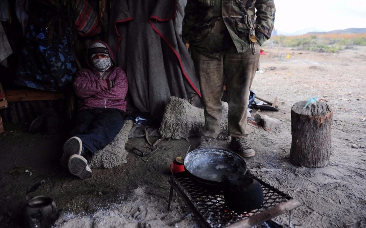 Una interna mapuche fue determinante para el hallazgo del cuerpo en el río Chubut