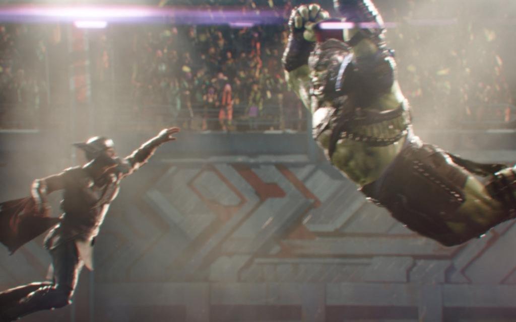 Ragnarok incluye el primer personaje bisexual de Marvel Studios — Thor