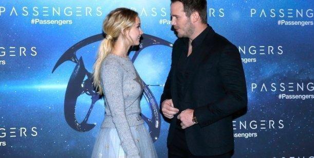 Jennifer Lawrence y un look atípico que ya se convirtió en furor en las redes
