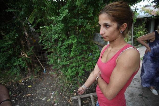 Detuvieron a la ex pareja de la mujer apuñalada en 2 y 81