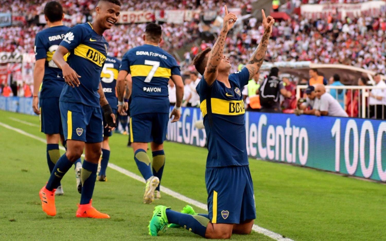 Boca Juniors/CArdona