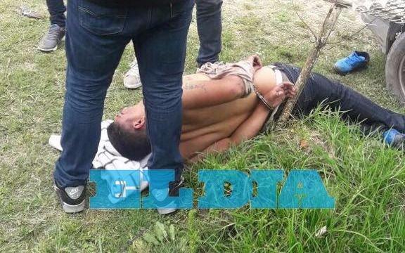 La Plata: detuvieron al presunto asesino de Abril tras un tiroteo
