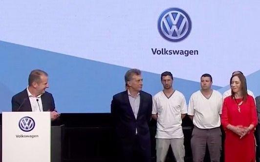 Volkswagen anuncia una inversión de $650 millones en Argentina