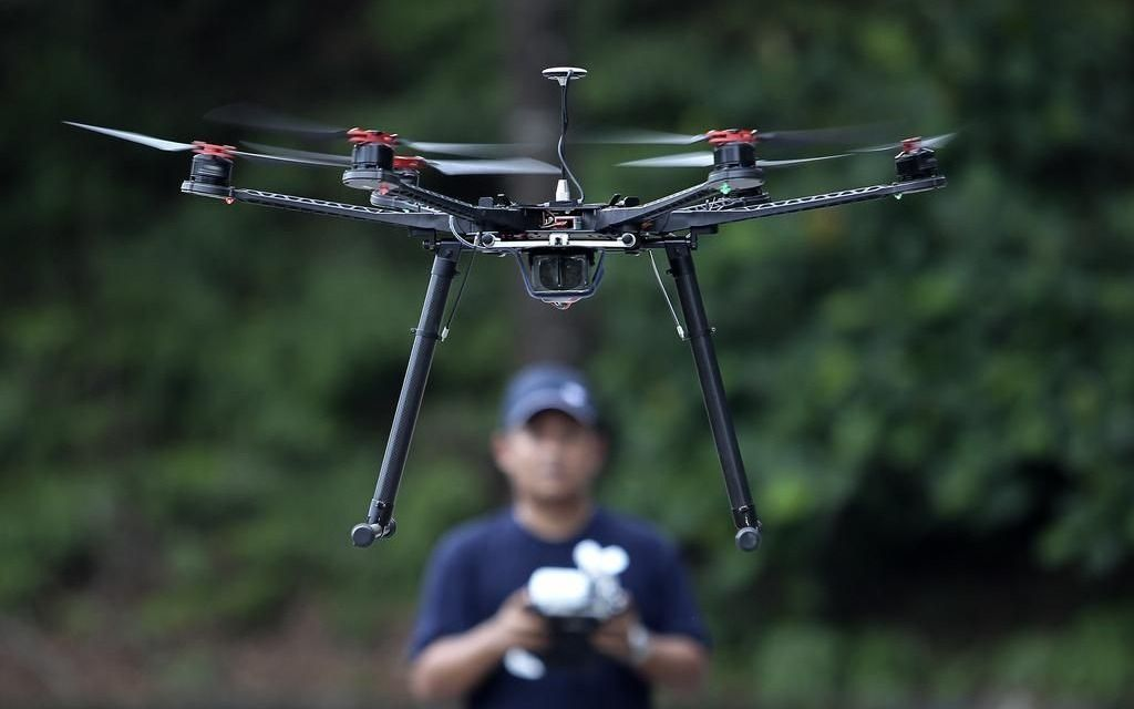 """Advierten que los incidentes con drones aumentarán con el """"tránsito aéreo"""""""