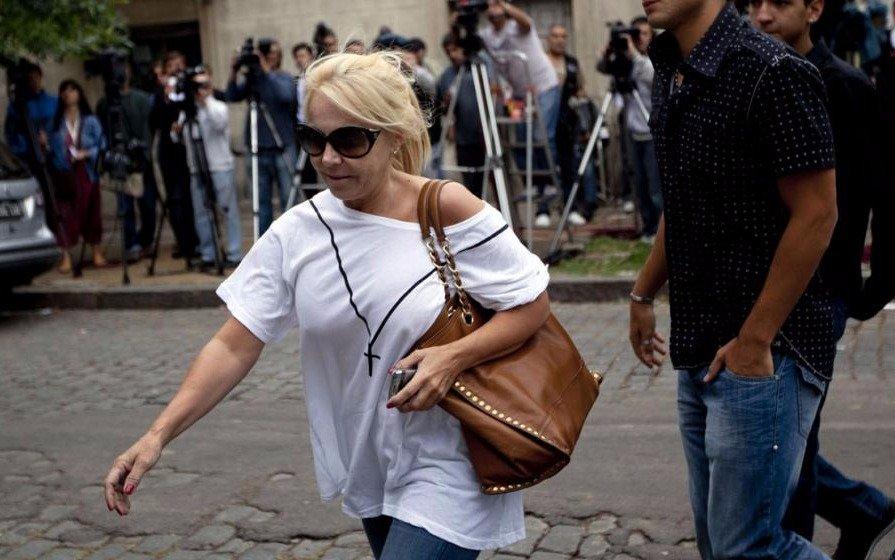 Detienen a seis motochorros acusados de participar en el robo a Claudia Villafañe