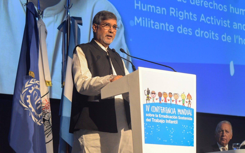 Realizan una cumbre mundial en Argentina para eliminar el trabajo infantil