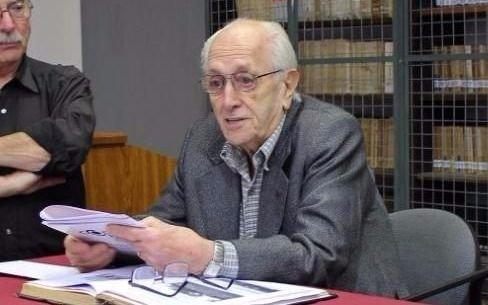 Homenaje del Círculo de Periodistas bonaerense a su ex presidente Manganiello