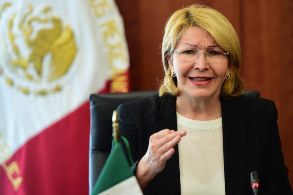 Luisa Ortega denunció a Nicolás Maduro ante la Corte Penal Internacional