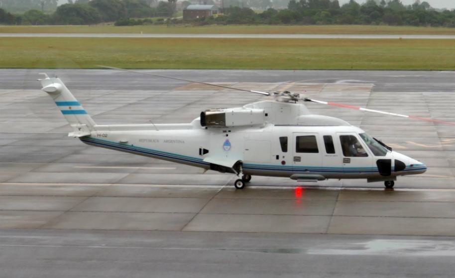 El Presidente y su familia aterrizaron de emergencia cerca de Chapadmalal
