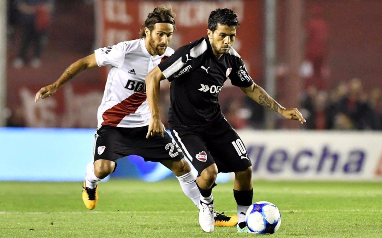 Independiente y River empatan en Avellaneda