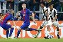 Messi es suplente en el duelo Juventus-Barcelona por la Champions League