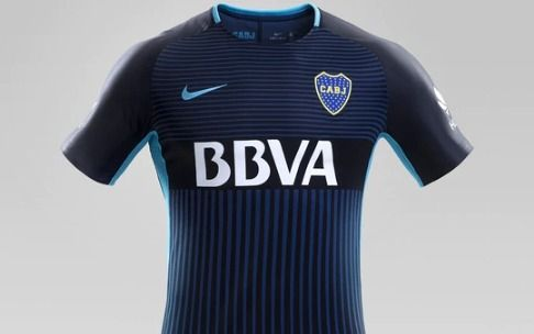 Esta es su nueva camiseta — Boca Juniors