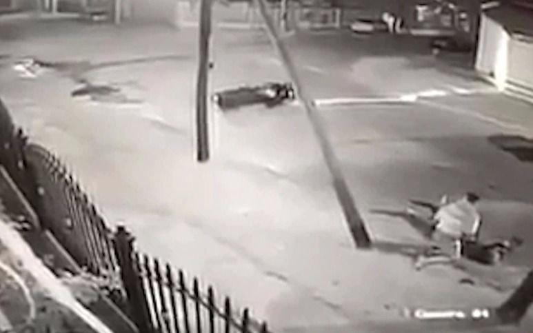 Asesinaron a un policía de un balazo