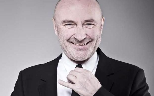 Phil Collins regresa a Chile
