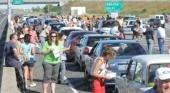 Fuerte protesta vecinal contra la nueva autopista