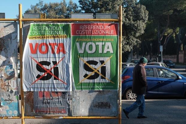 Cuenta regresiva para el referendo constitucional en Italia