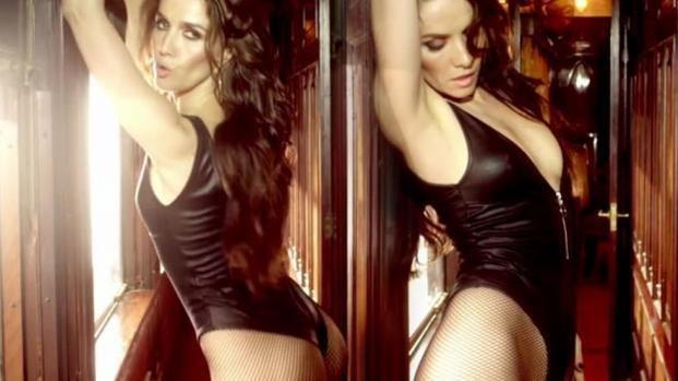 nati oreiro s per sexy en su nuevo videoclip espectaculos