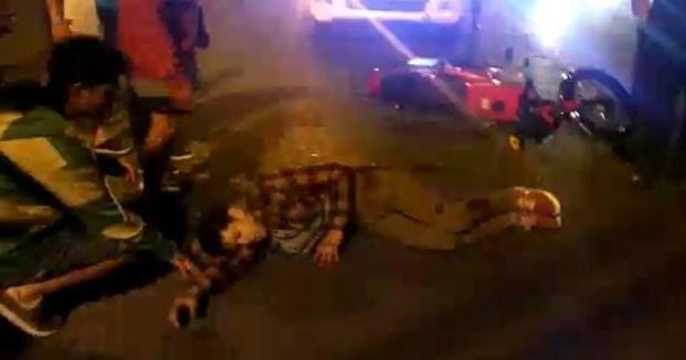 Gendarme baleó a un joven por la espalda en un control de motos