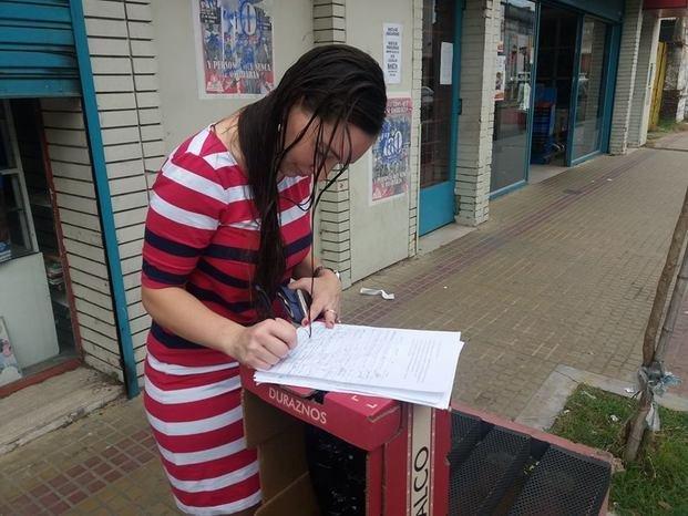 Sigue el reclamo de obras por la falta de agua en Tolosa