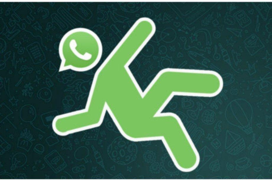 Se cae servicio de Whatsapp