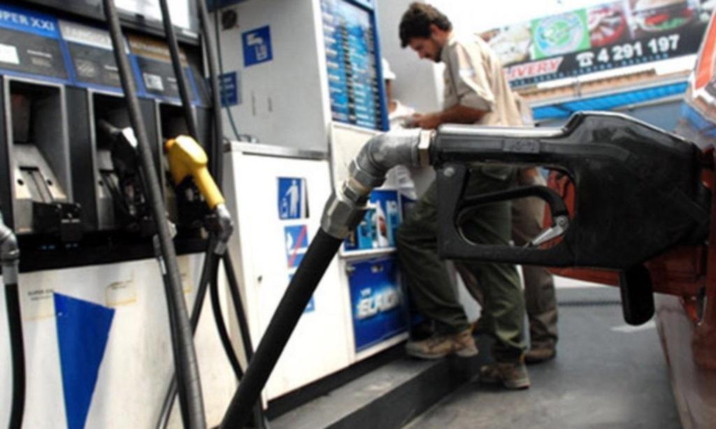 Rige en la región el aumento del 6% en los combustibles