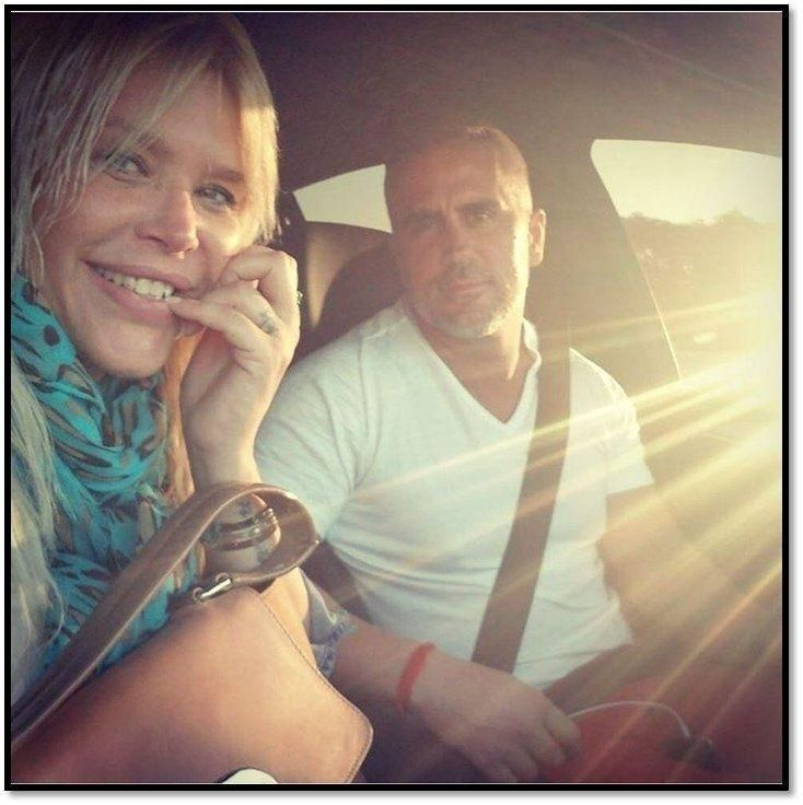 Nuevo amor: Nazarena en pareja ¿con un amigo de Fabián Rodríguez?
