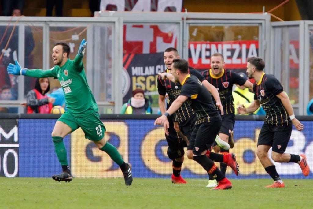 Tremenda goleada del Inter con un tanto de Icardi