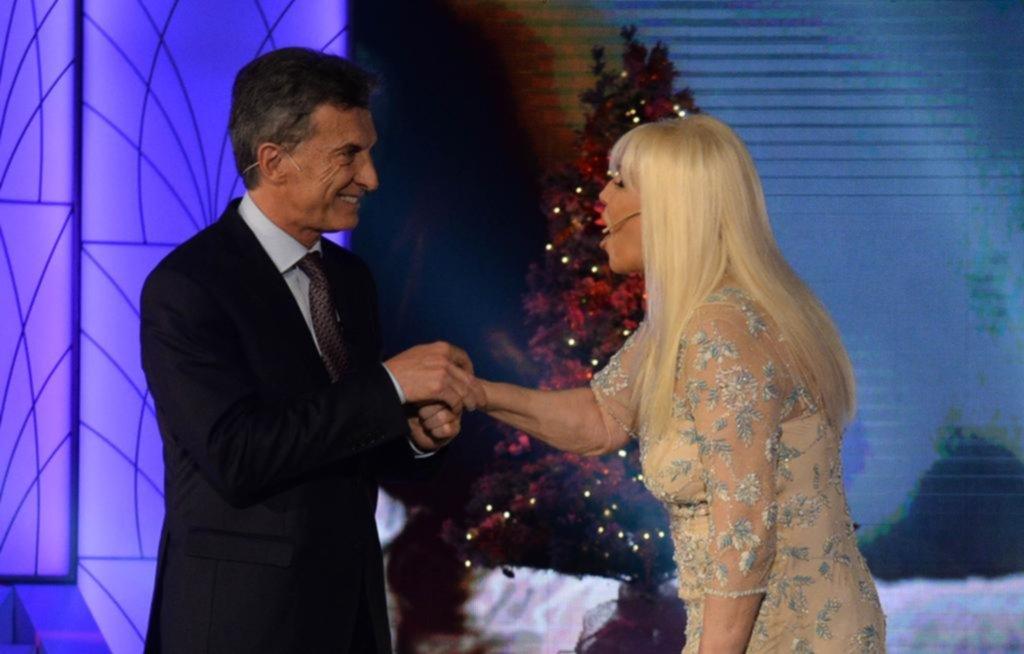 Tensión: ¿Macri se bajó del programa de Susana por sus críticas?