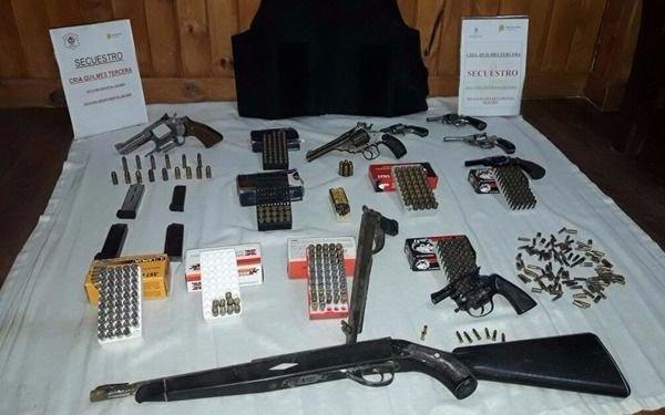 """Video: Detienen a un sujeto apodado """"Don Revólver"""", investigado por suministrar armas a delincuentes"""