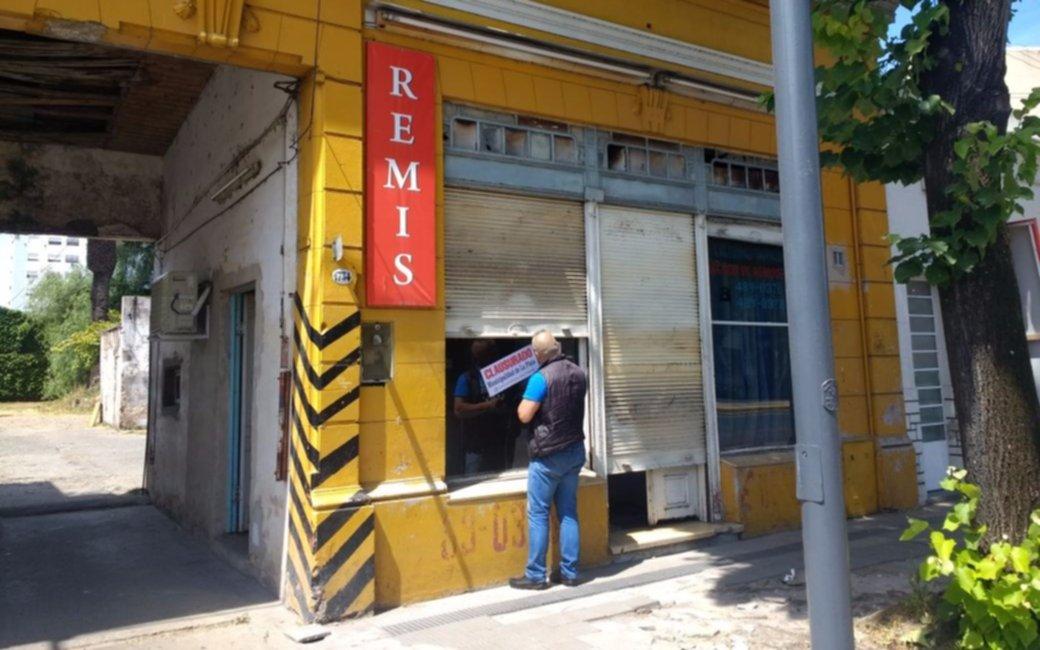 Operativo contra el transporte ilegal: secuestran 12 remises y clausuran 3 agencias inhabilitadas