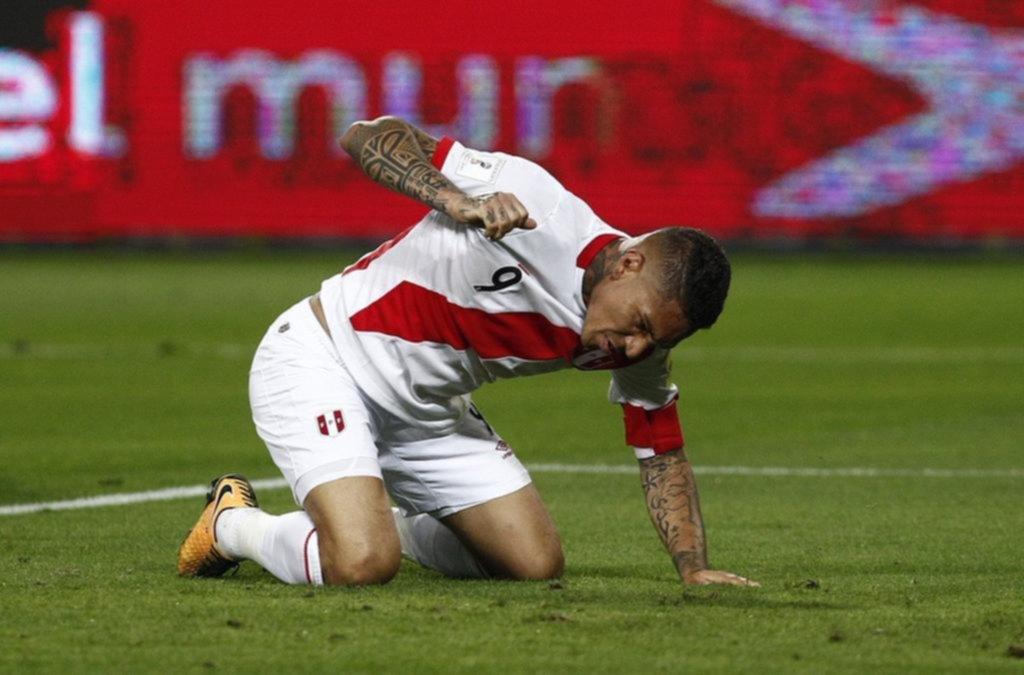 Chilavert criticó con dureza a la FIFA por sanción — Paolo Guerrero
