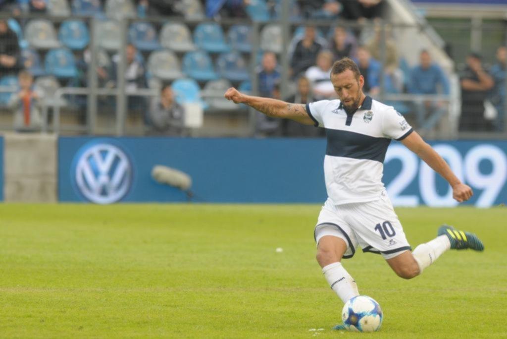 Brahian Alemán pieza clave en el armado de juego tripero  Alex Meckert