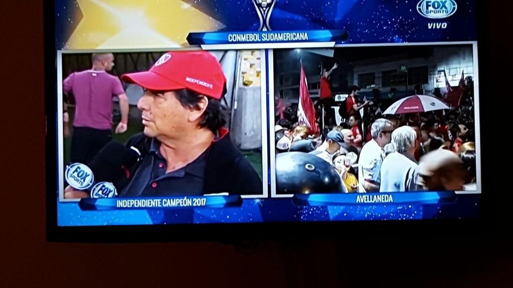 Guerrero: su imagen tras caída de Flamengo ante Independiente