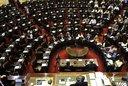 Reforma previsional: cruces entre el oficialismo y la oposición por el bono a los jubilados