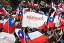 Un giro liderado por la sombra negra de la izquierda chilena