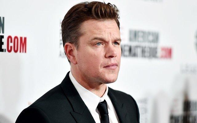 Matt Damon metió la pata: llamó a diferenciar